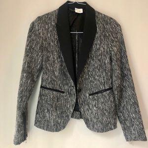 Mossimo Tweed Blazer